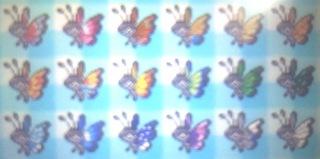 ビビヨンを18種類フルコンプ.jpg