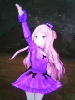 新・ロロナのアトリエ「紫苑の礼服+紫バラのコサージュ」.jpg